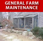 General Farm Maintenance